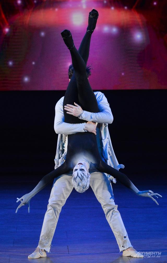 «Фауст»: страдания в танце.