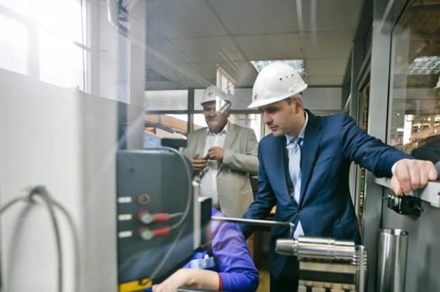 Наличие в области таких предприятий очень важно для региональной экономики.