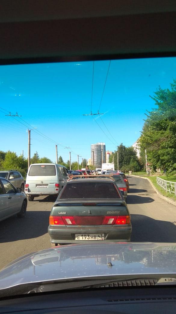 Транспортный коллапс