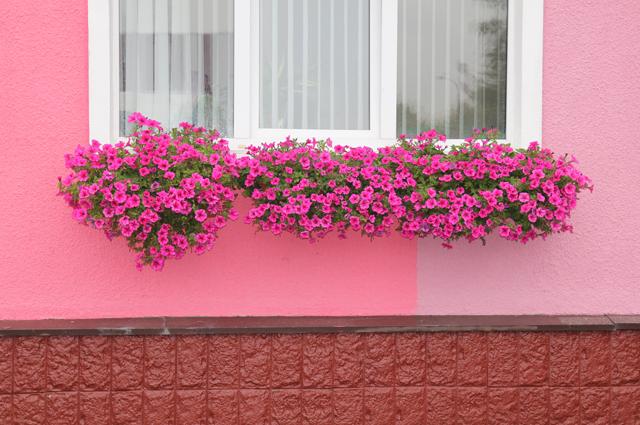 Классика украшения окна или балкона