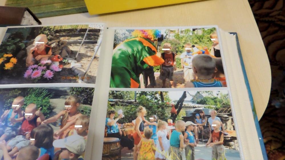 Все будни и праздники детей Стаучан фиксировали на фото