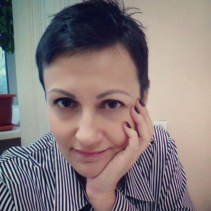 Виктория Дорофеева.