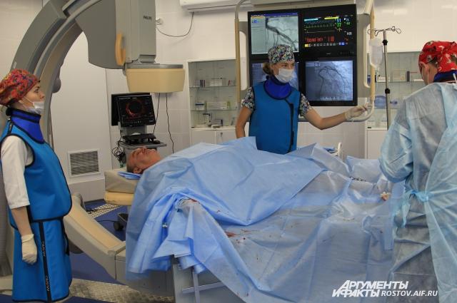 Больному из Чертково поставили точный диагноз и спасли жизнь.