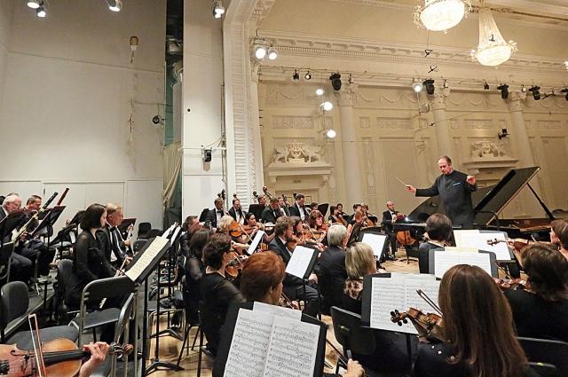 В оркестре важен абсолютно каждый инструмент.