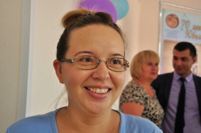 У Алёны Прокопьевой родилась долгожданная дочка.