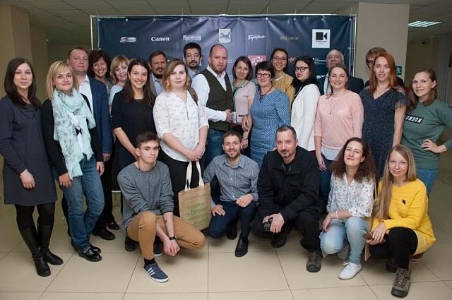 Участники III Байкальского питчинга. Фото: ИО МЦ Союза кинематографистов России.