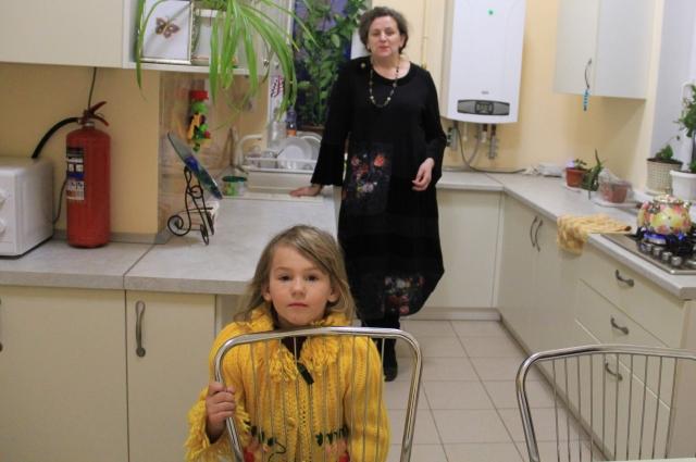 Лариса Оганян: «Мои дети не играют в компьютерные игры».