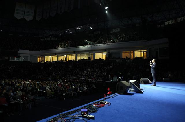 Форум Перезагрузка посетили около 6 тысяч предпринимателей Татарстана.