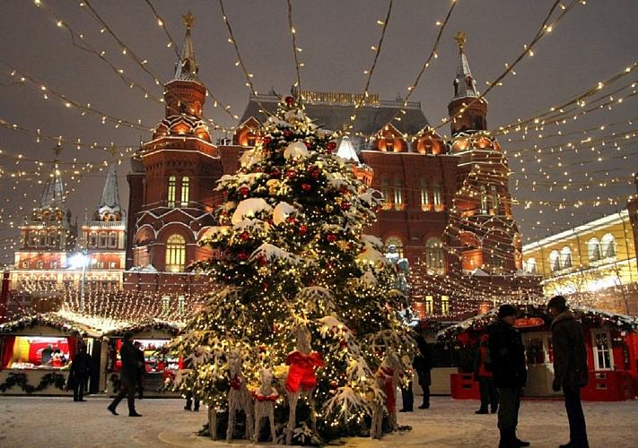 Детский рождественский фестиваль «Орели-Зима»