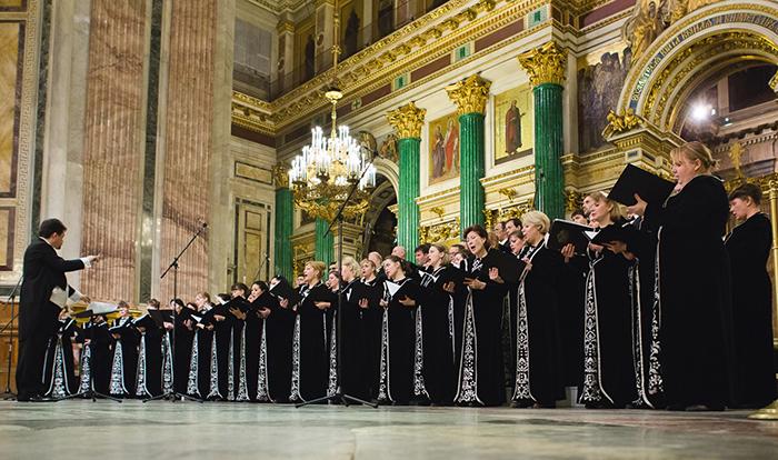 В кантате, которую исполнит Хор им. Свешникова, соединяются прошлое и настоящее.