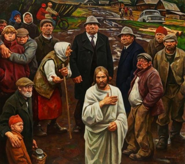 «Это мы, Господи», Игорь Симонов.