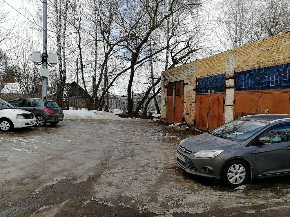 Человеческие останки обнаружены на улице Советской около гаражей.