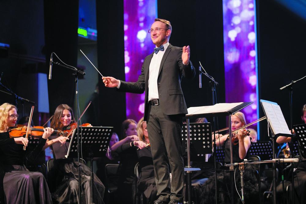 Эстрадный оркестр филармонии: всехиты мира!