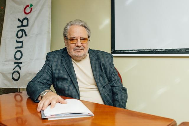 Председателем камчатских «яблочников» стал Владимир Ефимов.