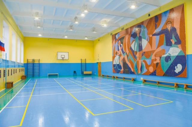 Капремонт в спортшколе на улице Нарвской выполнили впервые за 15 лет.