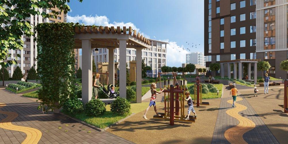 Архитектура проекта — это новая классика, вдохновленная Екатеринбургом.