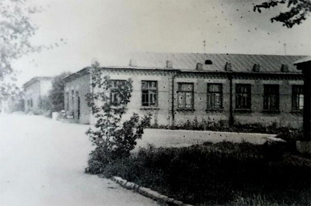 Первое здание инфекционной больницы