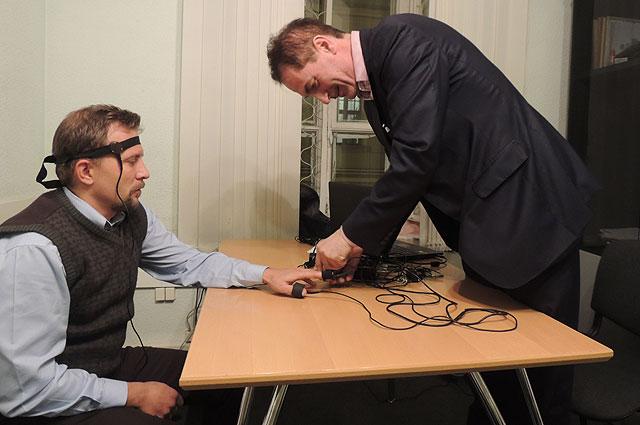 Сегодня на детекторе лжи проверяют при приёме на работу