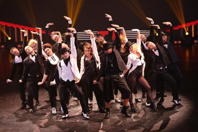 танцы, участники шоу