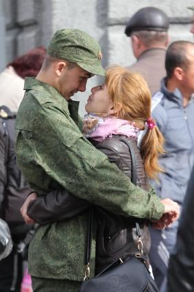 Женатые новосибирцы будут служить рядом с домом.