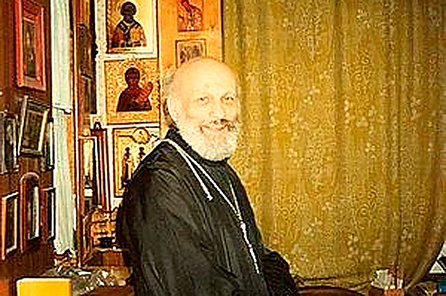 Протоиерей Глеб Каледа.