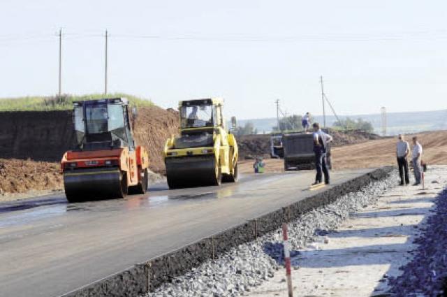 Со следующего года к строительству крупных дорожных объектов будут привлекать частные инвестиции.