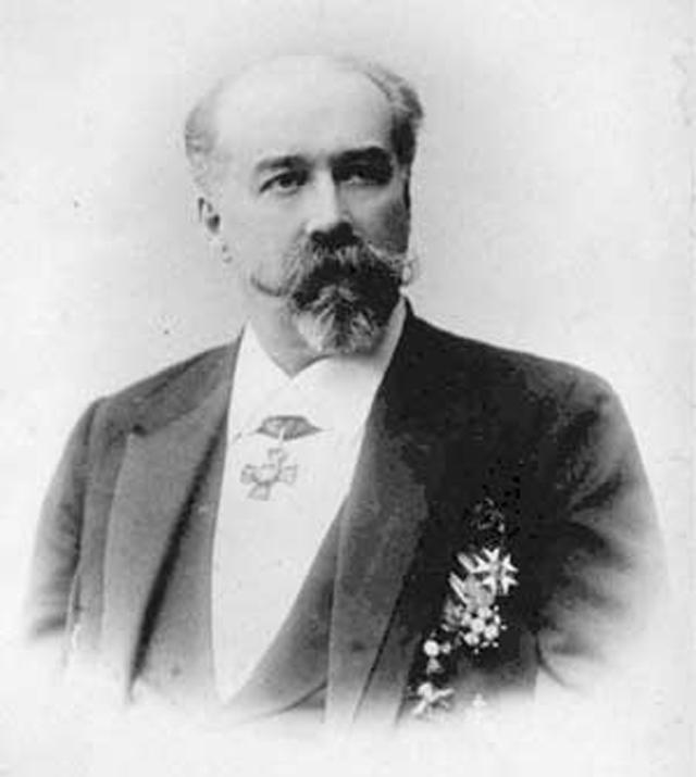 Александр Васильевич Пель.