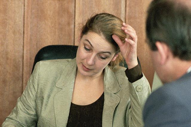 Ксения Пономарева, 1996 г.