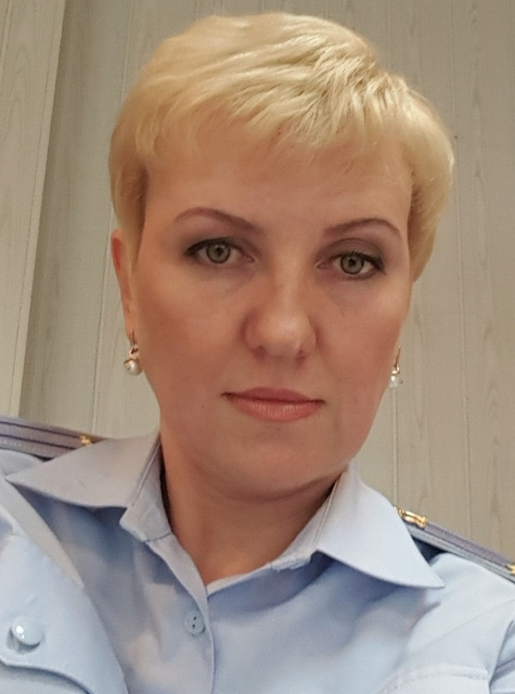 Оксана Лукашева