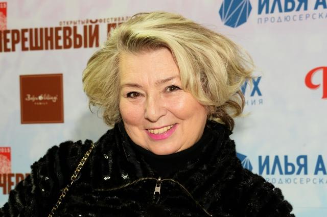 Татьяна Тарасова: «Всякий раз, когда бывала в Ленинграде, приходила в Большой драматический».