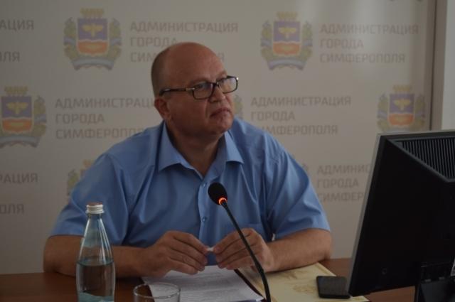 Геннадий Бахарев.