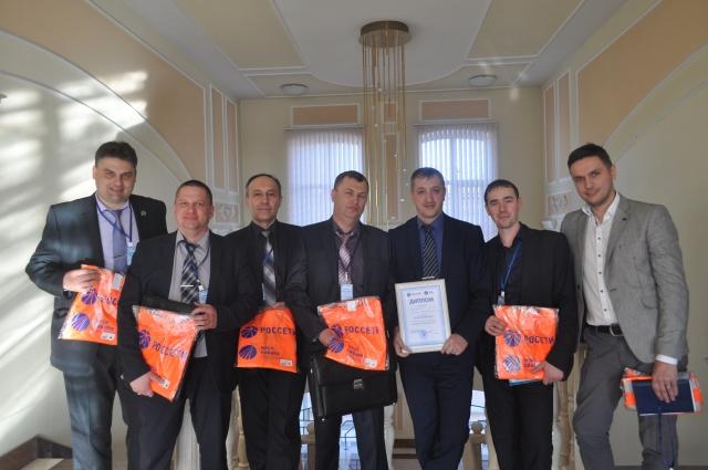 Участники получили заслуженные награды.