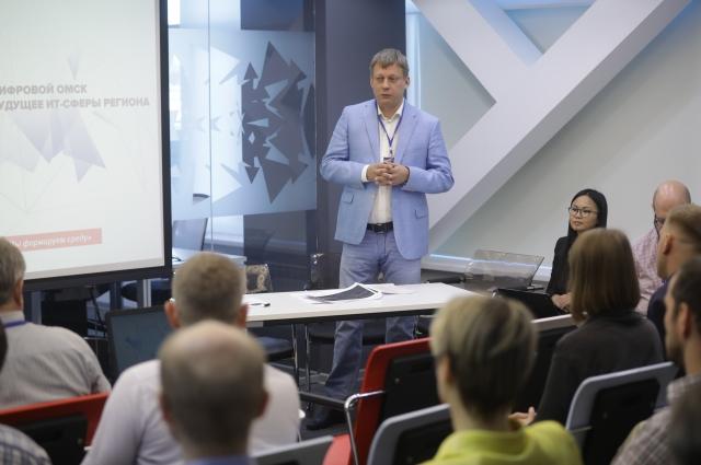 Генеральный директор Алексей Фирсов.