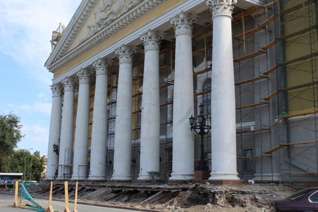 На ремонт театров в Челябинске выделили около 700 миллионов рублей.