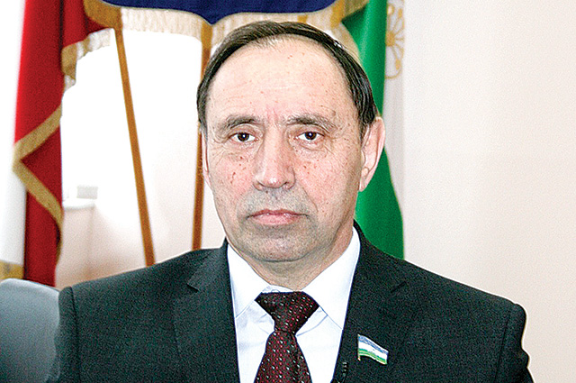 Раиль Асадуллин
