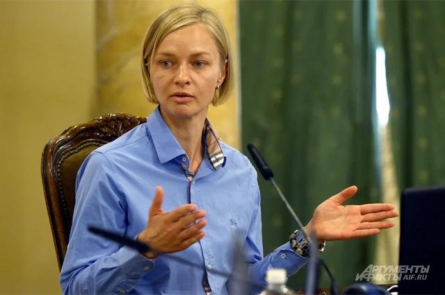 Екатерина Донских.