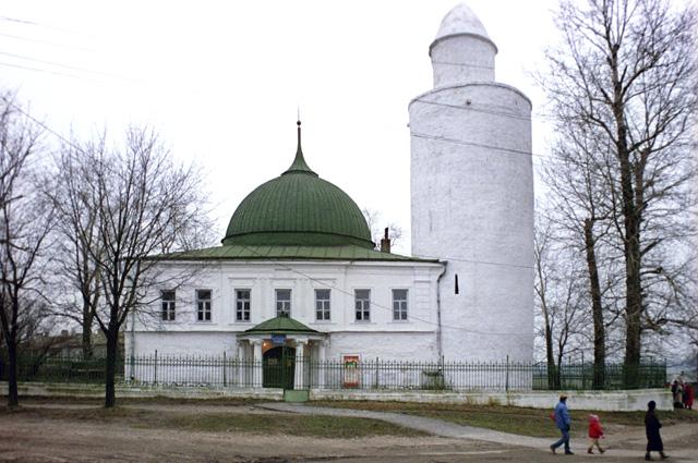 Самый старый минарет в России. 1467 год.