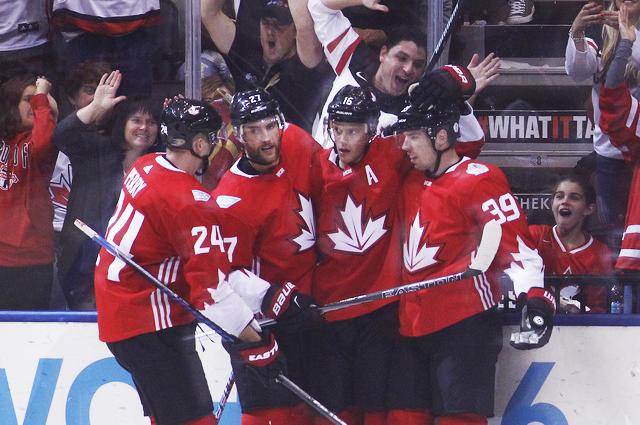 Кубок мира по хоккею, Канада.