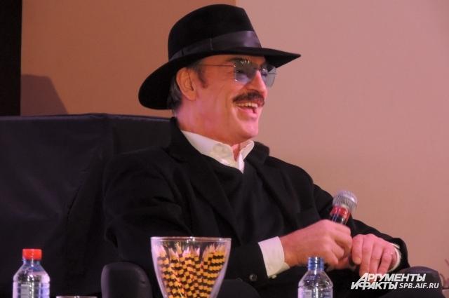 Актер поделился своим мнением о современном кино и театре.