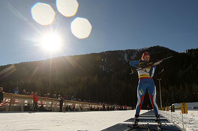 Ульяна Кайшева. Выходные подарят нам возможность взглянуть на юных биатлонистов страны
