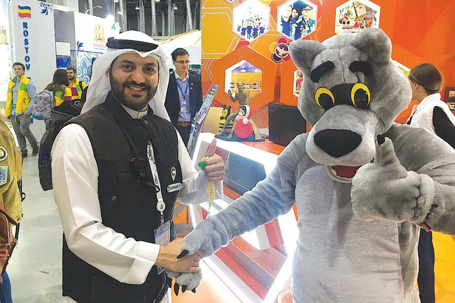 Подшефными странами тамбовчан на фестивале стали Бахрейн и Намибия.