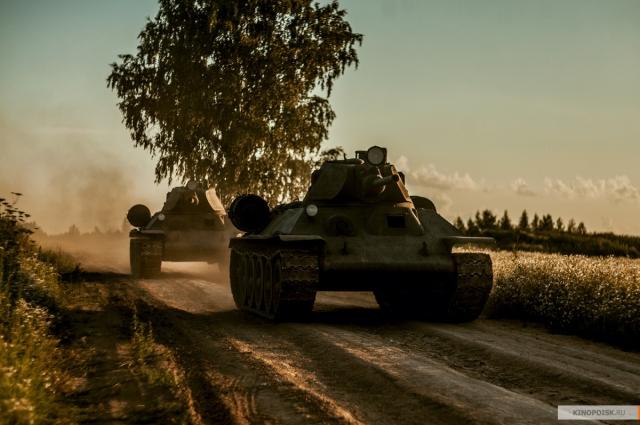 Танки своим ходом преодолели расстояние от Харькова до Москвы. Д этого в истории подобного не было.