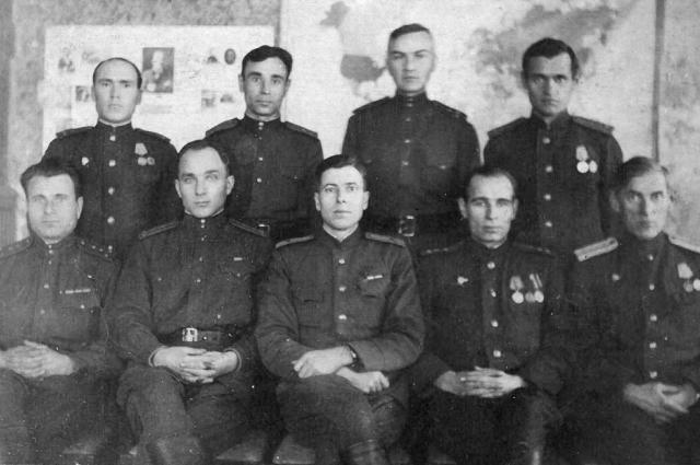 Василий Акимович получил множество наград за военные подвиги.