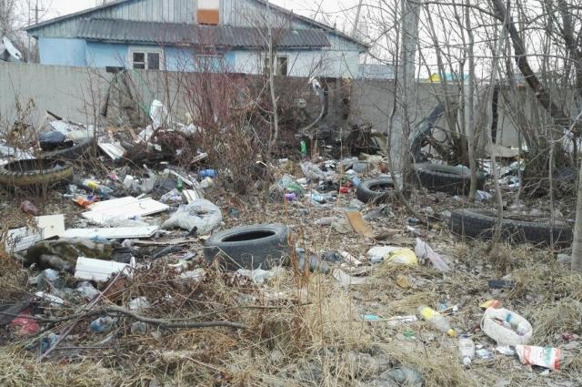 мусорный вопрос остро стоит в Нижневартовске