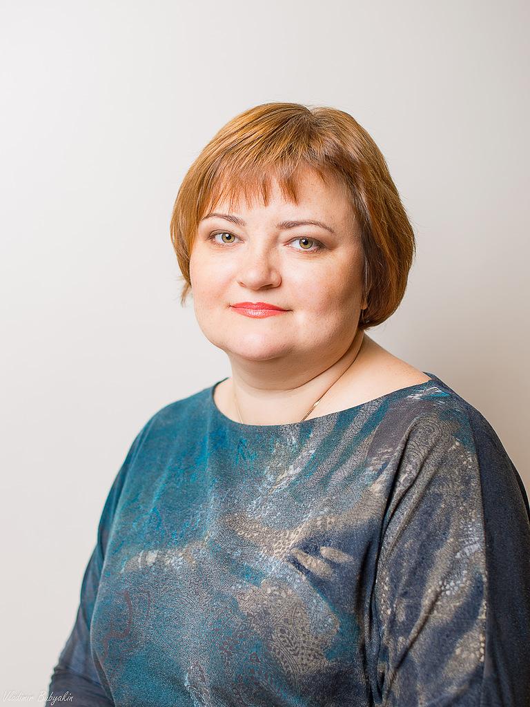 Татьяна Староверова