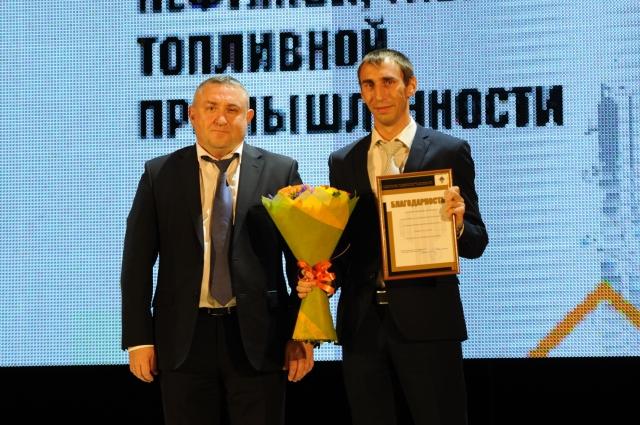 К Дню нефтяника АлександрЖуравлёв награждён благодарностью ПАО «НК «Роснефть».