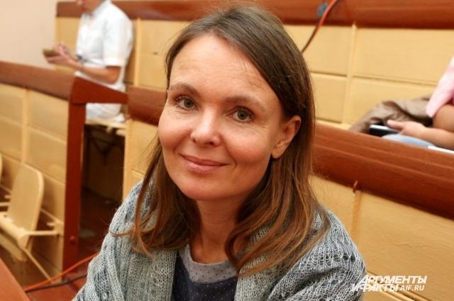 Наталья Савва.