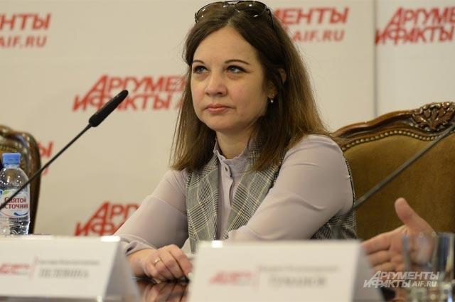 Светлана Пелевина, руководитель отдела по связям с общественностью Союза производителей товаров для сада.