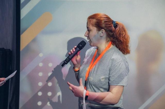 В прошлом году вместе с 16 инструкторами Юлия Рябова провела лекции для более 10 тысяч детей Самарской области.