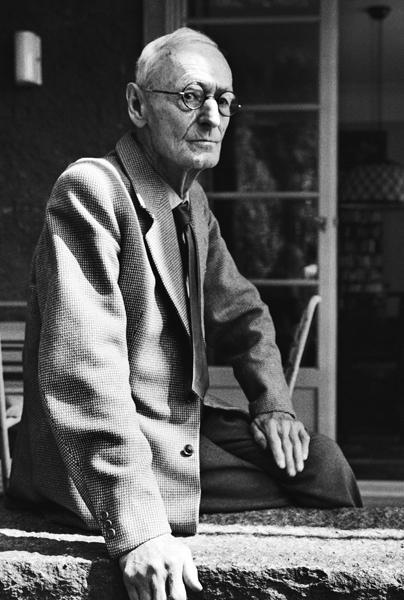 Герман Гессе. 1961 год
